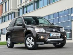 Suzuki Grand Vitara III Restyling Closed Off-Road Vehicle