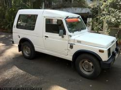 Maruti Gypsy Closed Off-Road Vehicle