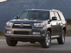 丰田 4Runner V (N280) Closed Off-Road Vehicle