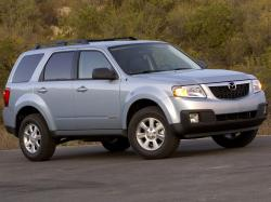 Mazda Tribute II Closed Off-Road Vehicle