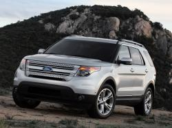 Ford Explorer U502 Closed Off-Road Vehicle