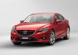 Mazda Mazda6 III (GJ) Saloon