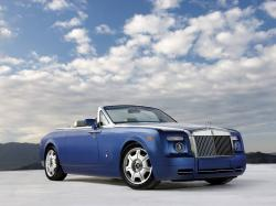 Rolls-Royce Phantom VII Convertible