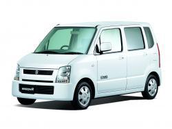 Suzuki Wagon R III MPV