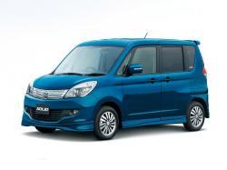 Suzuki Solio II MPV