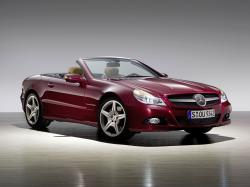 Mercedes-Benz SL-Class R230 Facelift Roadster