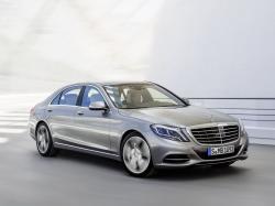 Mercedes-Benz S-Class VI (W222/C217) Saloon
