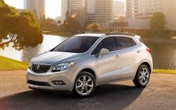 Buick Encore wheels and tires specs icon
