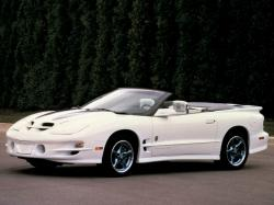 Pontiac Firebird IV Convertible