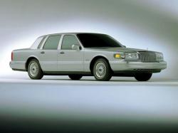 Lincoln Town Car II Седан