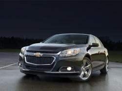 Chevrolet Malibu wheels and tires specs icon