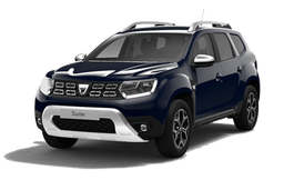 Dacia Duster wheels and tires specs icon