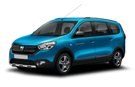 Dacia Lodgy Stepway MPV