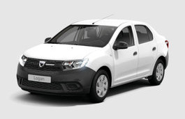Dacia Logan wheels and tires specs icon