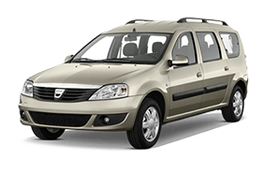 Dacia Logan MCV wheels and tires specs icon