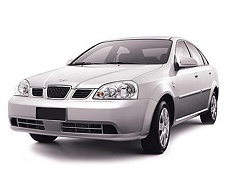 Daewoo Lacetti wheels and tires specs icon
