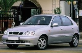 Daewoo Sens T100/150 Hatchback