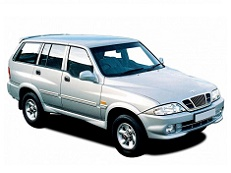 Daewoo Musso MJ Closed Off-Road Vehicle
