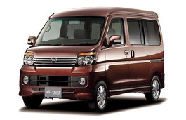 Daihatsu Atrai Wagon wheels and tires specs icon