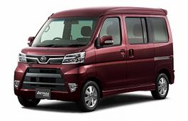 Daihatsu Atrai Wagon picture (2017 year model)