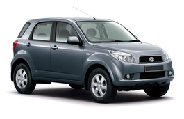 Daihatsu Be-Go J200 SUV