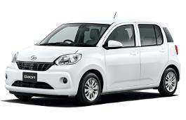 Daihatsu Boon M700 Hatchback