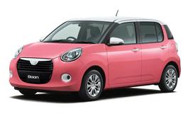 Daihatsu Boon M700 Restyling Hatchback