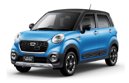 opony do Daihatsu Cast Activa 2015 .. 2019 [JDM] Hatchback, 5d