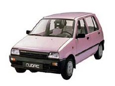 Daihatsu Cuore L80\81 Hatchback