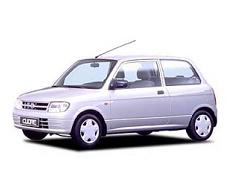 Daihatsu Cuore picture (1999 year model)