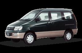 Daihatsu Delta Wagon wheels and tires specs icon