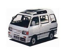 大发汽车 Hijet S80 Van
