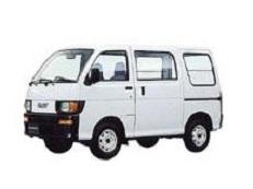 大发汽车 Hijet S100 Van