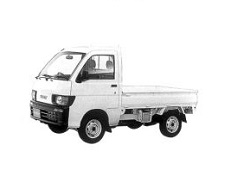 Daihatsu Hijet wheels and tires specs icon
