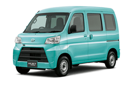 Daihatsu Hijet wheels and tires specs icon