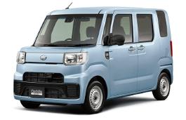 Daihatsu Hijet Caddie wheels and tires specs icon