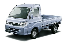 Daihatsu Hijet Truck wheels and tires specs icon