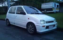 Daihatsu Mira L200 Hatchback