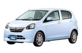 Daihatsu Mira e:S I Hatchback