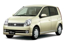 Daihatsu Mira Avy wheels and tires specs icon
