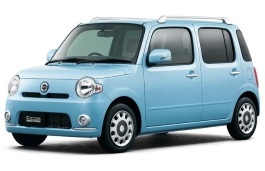 Daihatsu Mira Cocoa Hatchback