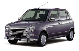 Daihatsu Mira Gino 1000 picture (2002 year model)
