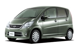 Daihatsu Move L175S/L185S Restyling Hatchback