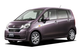 Daihatsu Move LA100S/110S Restyling Hatchback