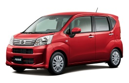 Daihatsu Move LA150S/160S Restyling Hatchback