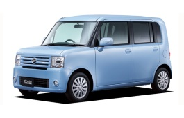 Daihatsu Move Conte picture (2008 year model)