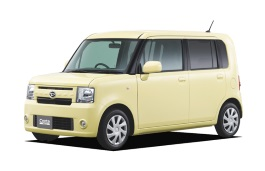 Daihatsu Move Conte Restyling Hatchback