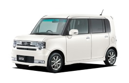 Daihatsu Move Conte Custom Restyling Hatchback