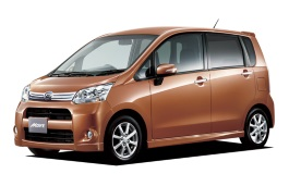 Daihatsu Move Custom V Hatchback