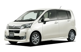 Daihatsu Move Custom V Restyling Hatchback